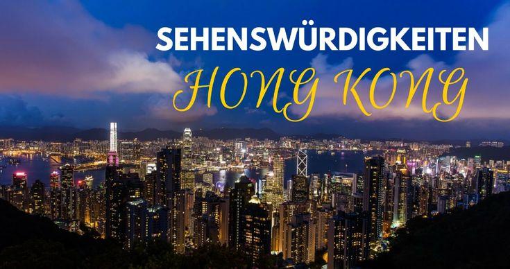 Die besten Sehenswürdigkeiten in Hong Kong: http://flashpacking4life.de/sehenswuerdigkeiten-hong-kong/