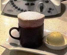 Strawberry bubblegum souffle | Official Thermomix Recipe Community