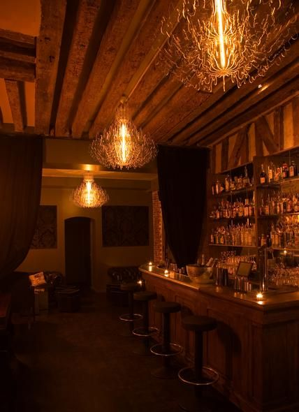 The Experimental Cocktail Club Paris