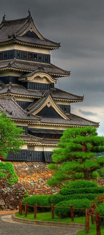 Matsumoto Castle, Nagano, Japan