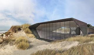 Sand dune architecture