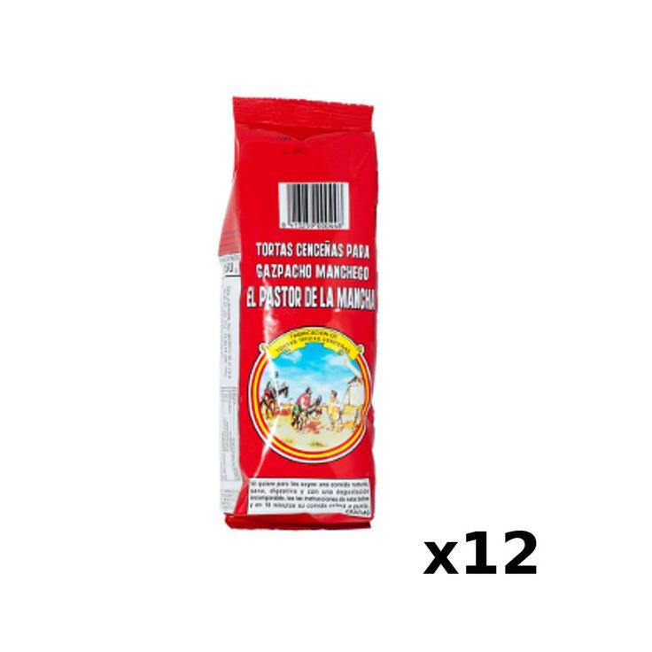 Bestelling Koeken Gazpacho Manchego  180 Grs