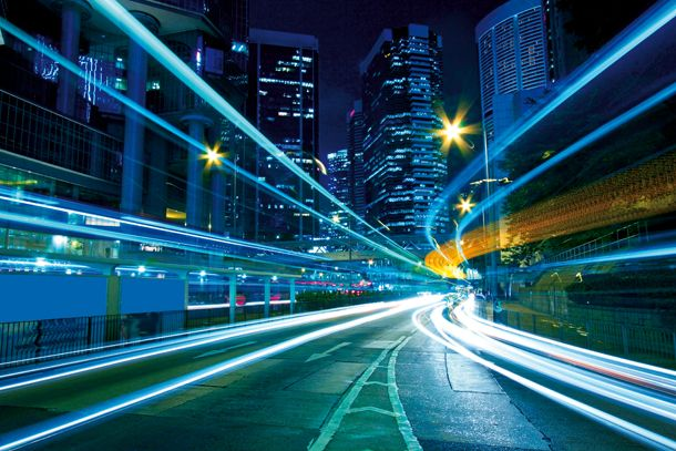 How to photograph light trails of cars: a jargon-free guide to taking pictures of traffic