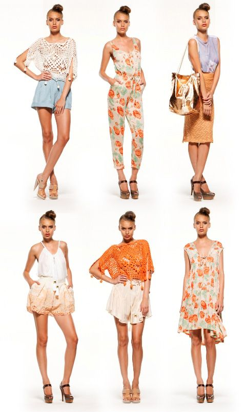 SummerFasion Fashion Fashion, Fashion Addict, Colors, Eating Drinks, Drinks Chic, Fashion Frenzy, Summery Outfit, Fashion Finding, Ss11