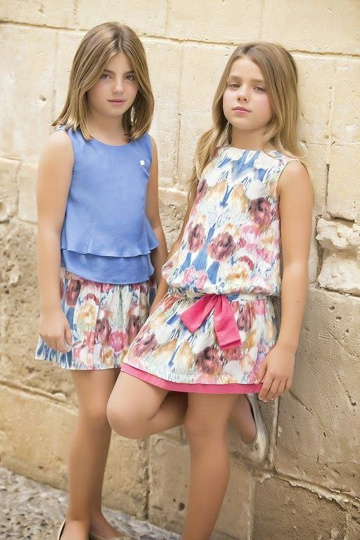 Blog moda infantil
