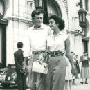 Elizabeth Taylor and Nicholas Conrad Hilton Jr - FamousFix