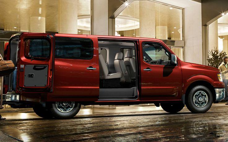 2012 Nissan NV 3500 HD Passenger Van First Look - Motor Trend