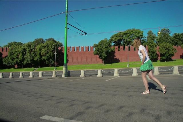 Moscow - city for animation. Video by Teeter-Totter-Tam.