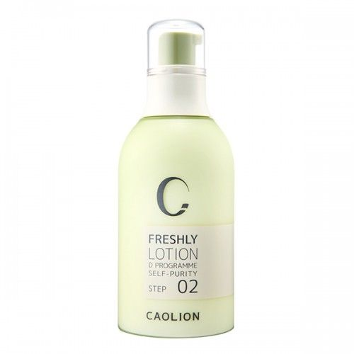 Freshly Lotion Detox Lotion: Find skin's ideal tonal balance with natural prunus mume fruit water #caolion #cosmetics #beauty #freshly #lotion #skincare #pretty #daily #natural #detox #디톡스 #카오리온 #로션 #스킨케어 #매실 #뷰티 #겟잇뷰티