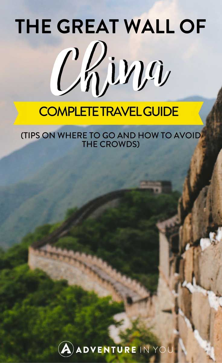 China Travel   Planning to travel to see the legendary Great Wall of China? Here is our complete travel guide featuring where to go, how to avoid the crowds, and the best Great Wall of China tours to book