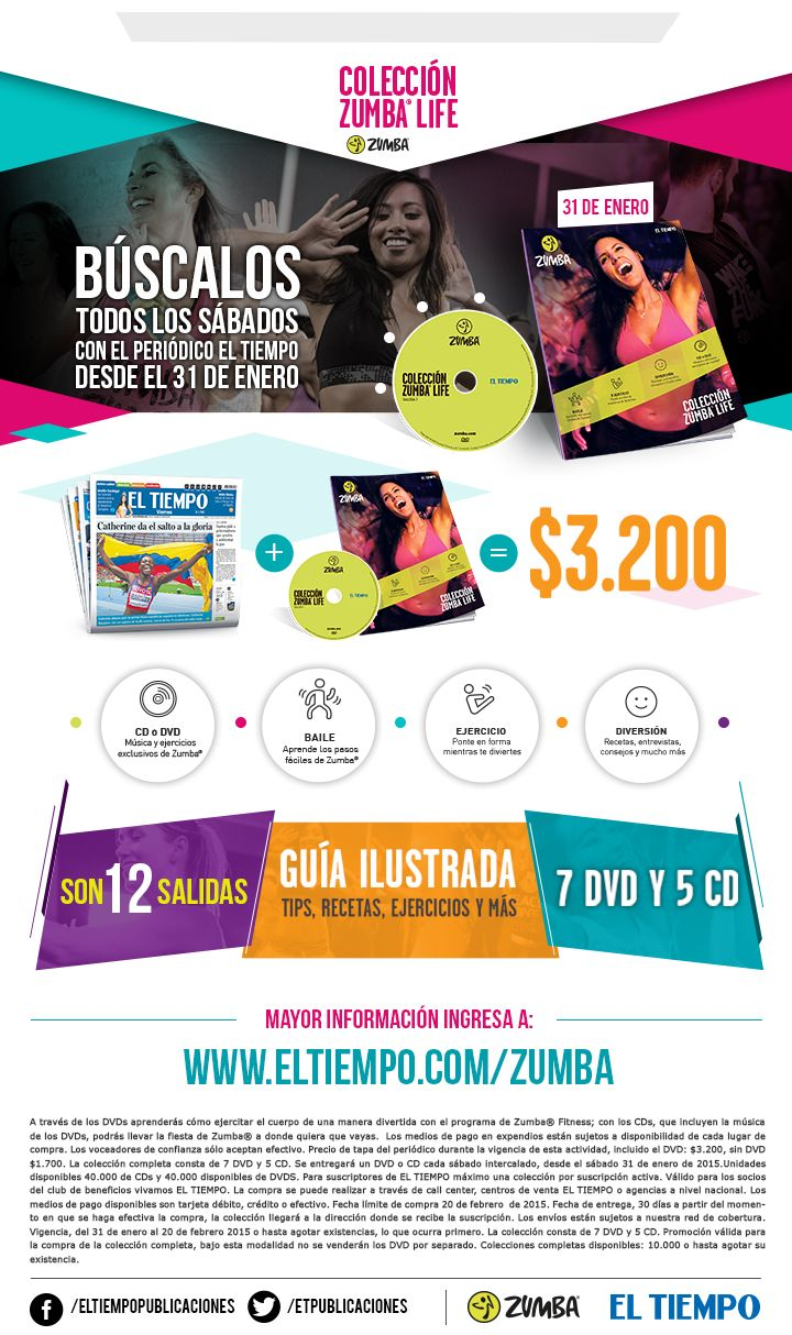 E-Mail Marketing #Zumba