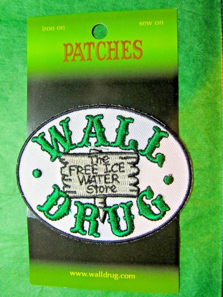 the free ice water store wall drug patch south dakota on wall drug south dakota id=94019
