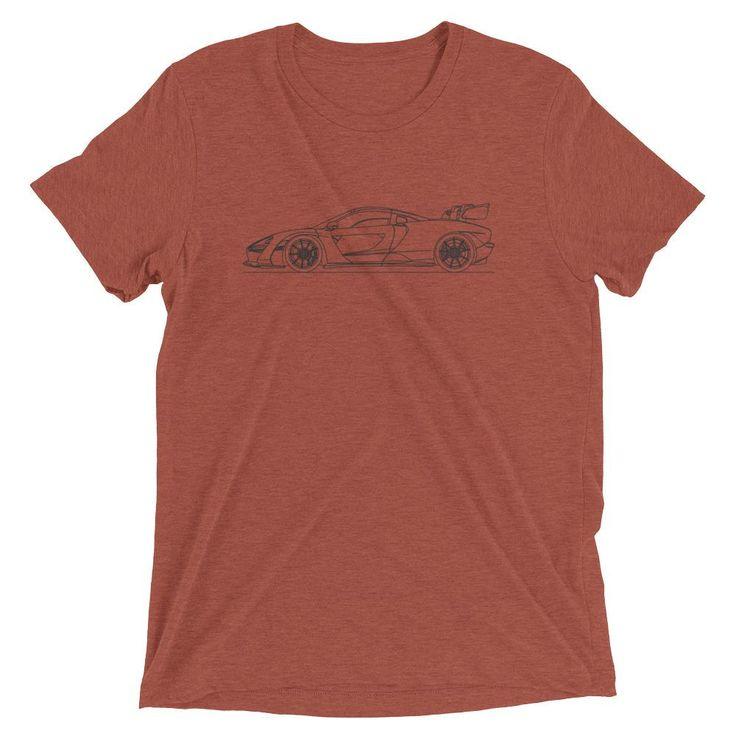 Senna Minimal Line Art T-shirt