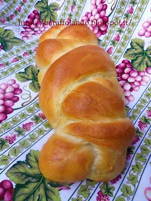 Batuffolando: Zupfe (brioche/treccia svizzera) con pasta madre