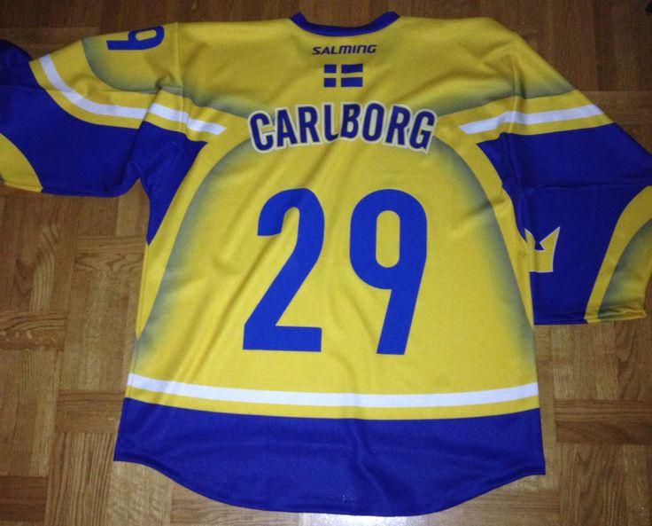 Team Sweden back