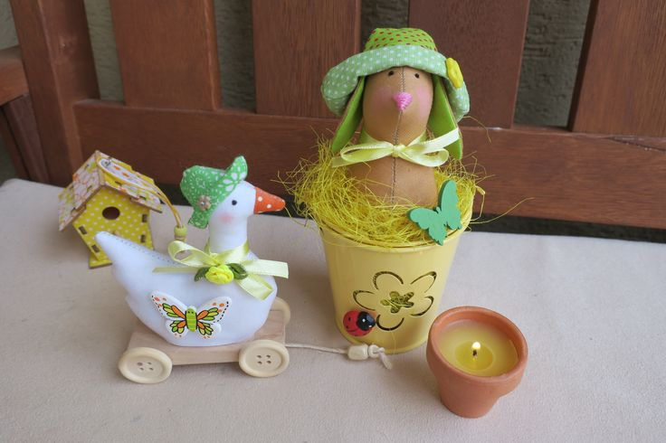 hare in pot and duck:))