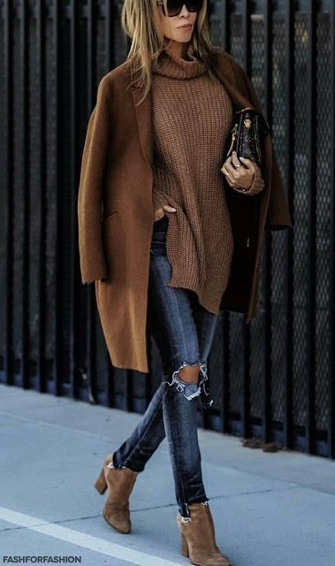 Chic Outfit Ideas For Every Day In September