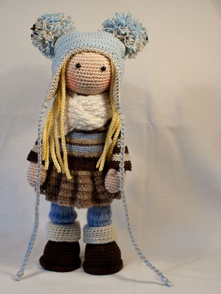 Ravelry: Doll JOYA by CAROcreated design