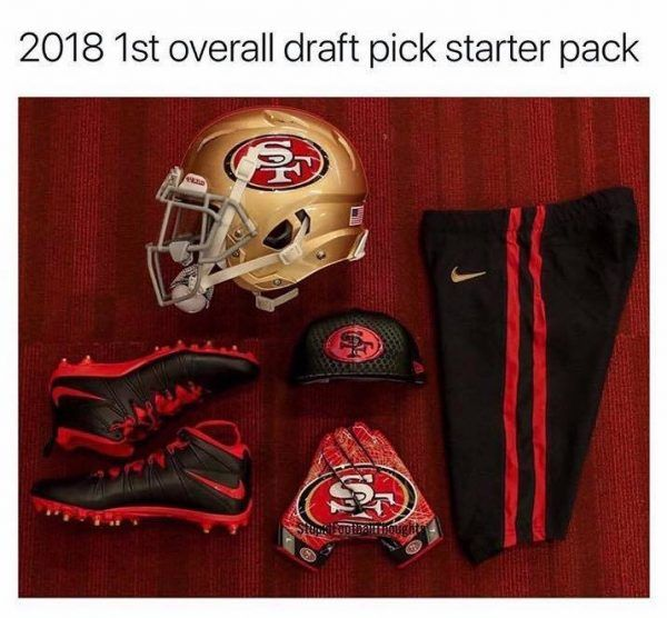 The 49ers suck