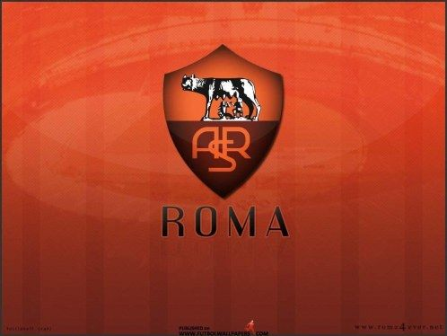 Wallpapers84 daily update fresh images and AS Roma Fc Logo Background Hd Images for your desktop and mobile in professional manner.