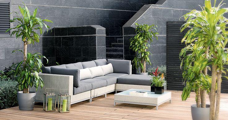 Conjuntos de muebles de jardín - Leroy Merlin