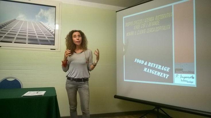 """Seminario """"Synthesis of Success. SoS per la ristorazione"""" svoltosi a Roma"""
