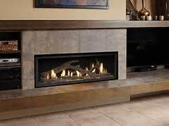 63-inch built-in ventless propane fireplace insert - Bing images