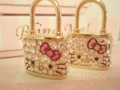 Hello Kitty Locks <3