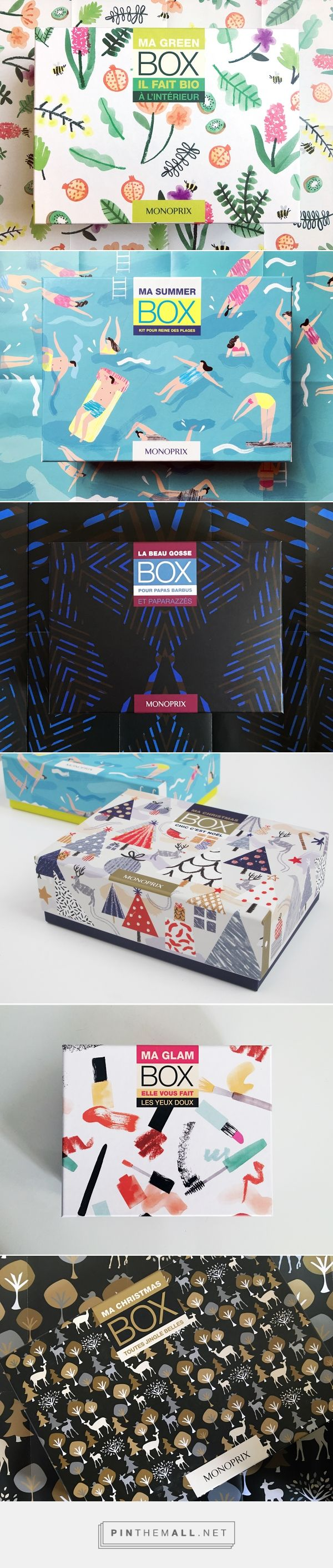 box - packaging by Emily JEANNE