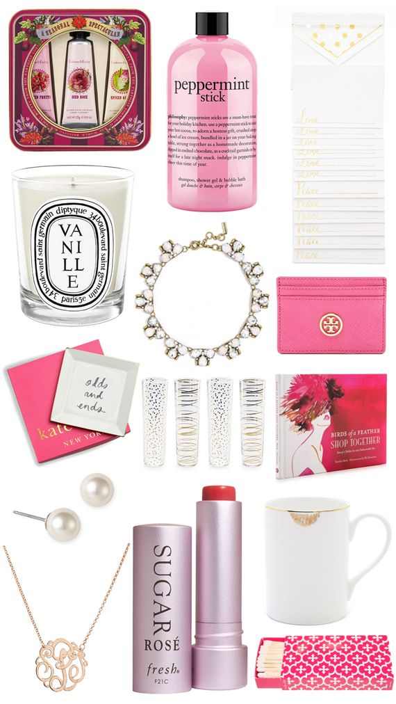 Xmas Presents For Her 2016 Part - 36: Holiday Gifts For Her -- All Under $100.
