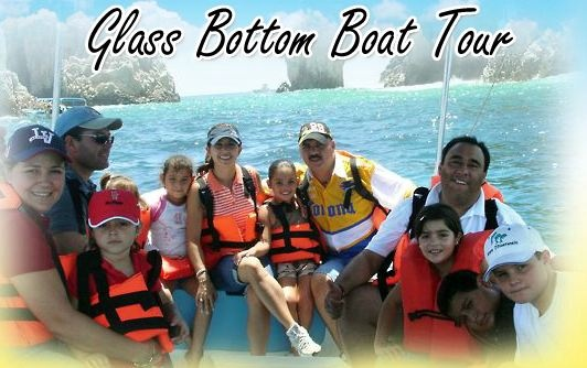 cabo glass bottom boat tour - Google Search