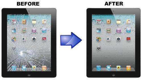 Glas voor uw iPad laten vervangen in Den Haag