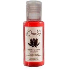 Ulei ayurveda anti-age cu ulei de rodie, jojoba si vitamina E