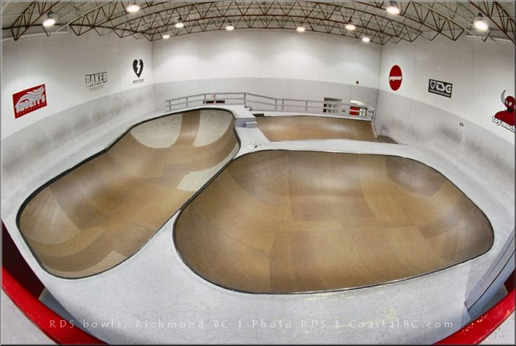 indoor skateboard park - Google Search