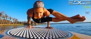 EDGE H2YO SUP Yoga board