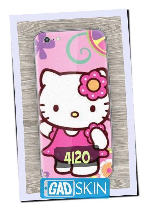http://ift.tt/2cSJhv3 - Gambar Hello Kitty Cover ini dapat digunakan untuk garskin semua tipe hape yang ada di daftar pola gadskin.