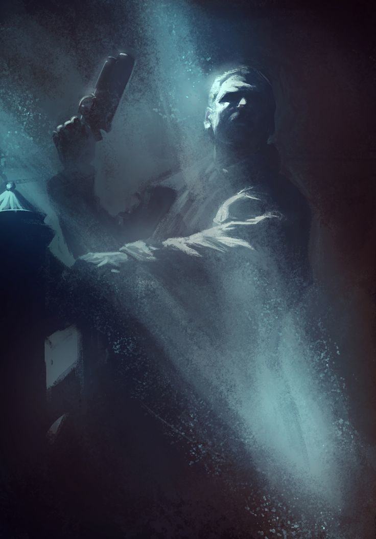 Deckard from Blade Runner by neneza.deviantart.com on @deviantART  I Want