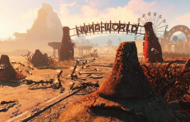 Fallout 4 Nuka-World DLC Will be Live-Streamed Tomorrow