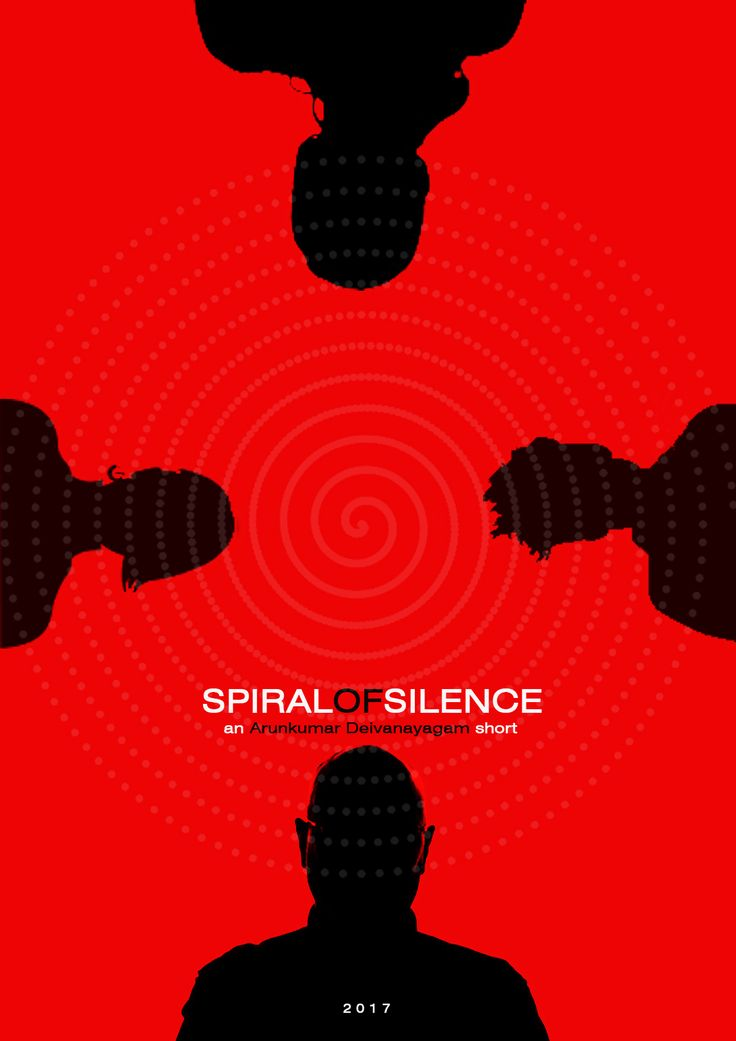 Spiral of Silence - Concept Poster