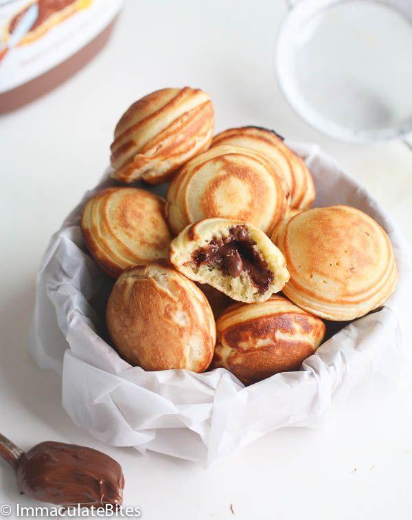 Aebleskiver Danish Pancakes from @africanbites