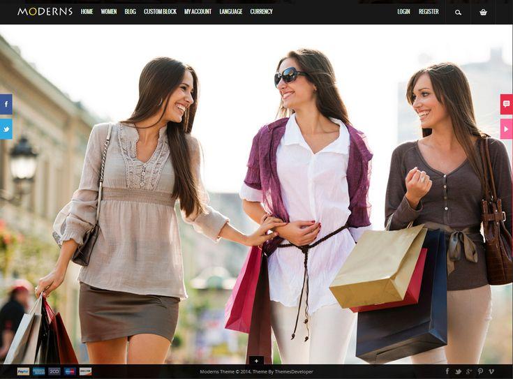 Moderns is Premium full Responsive Retina PrestaShop eCommerce Theme. Mega Menu. Bootstrap Framework. Revolution Slider. http://www.responsivemiracle.com/cms/moderns-premium-responsive-fullscreen-background-prestashop-theme/