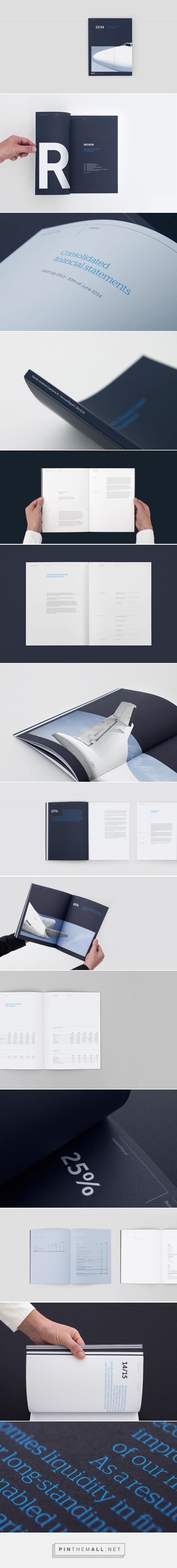 NAC Annual Report by Ineo Designlab...