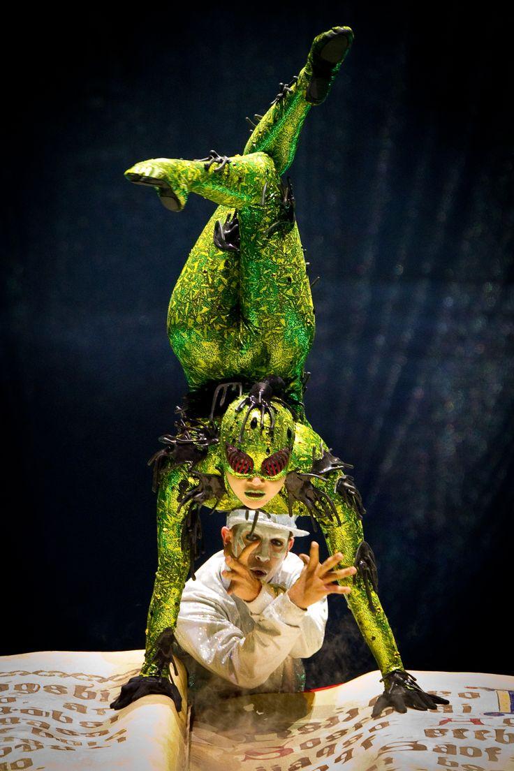 Cirque du Soleil – Michael Jackson Immortal World Tour | Suites ...