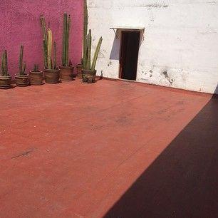 Instagram photo by Cristina de middel - La sede de RM en México DF.