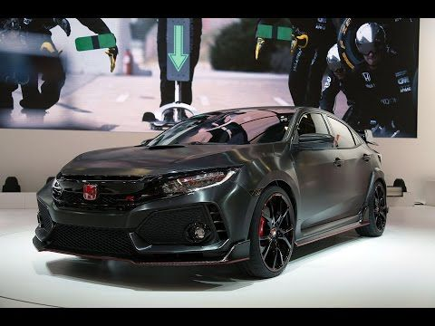 2018 Honda Civic Type R Specs, release date, redesign, price