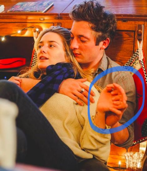 Still Haunted By This Photo of Jeremy Allen White and Addison Timlin - Cosmopolitan.com