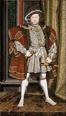 April 21 – Henry VIII Becomes King