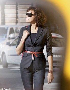 Inès de la Fressange sort le guide de son Paris fashion