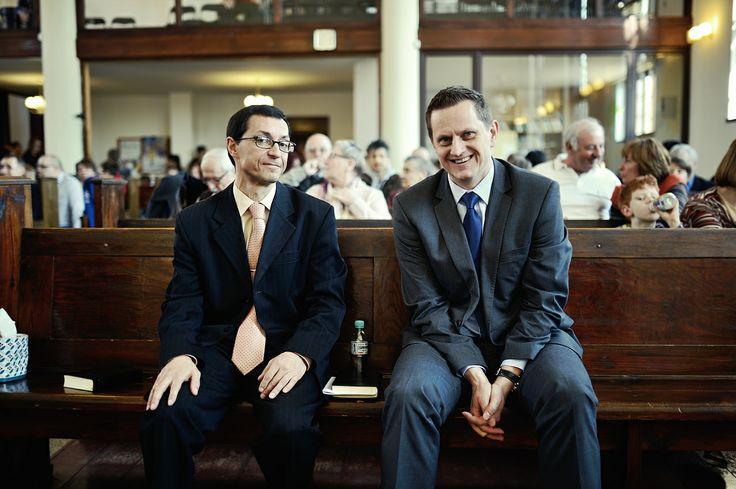 Nabożeństwo w kościele Zielonoświątkowców w Gdańsku. Tu zostałem zaproszony na wspólną modlitwę za gdańszczan i Gdańsk. Na zdjęciu przewodniczący zboru.