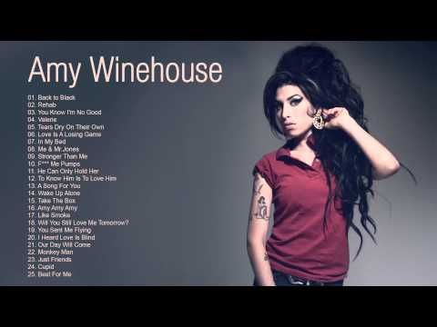 Amy Winehouse Greatest Hits Best Of Amy Winehouse